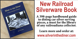 Railroad Silverware