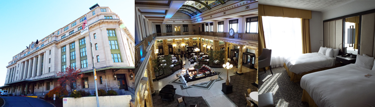 Radisson Lackawanna Station Hotel