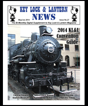 KL&L News Issue 27 Utica Union Station