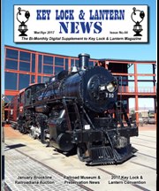 KL&L News 44 Cover Steamtown